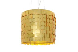 Light colors pendant lamp  by  anthologie QUARTETT