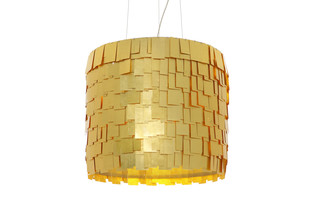 Light colors pendant lamp  by  anthologie QUARTETT