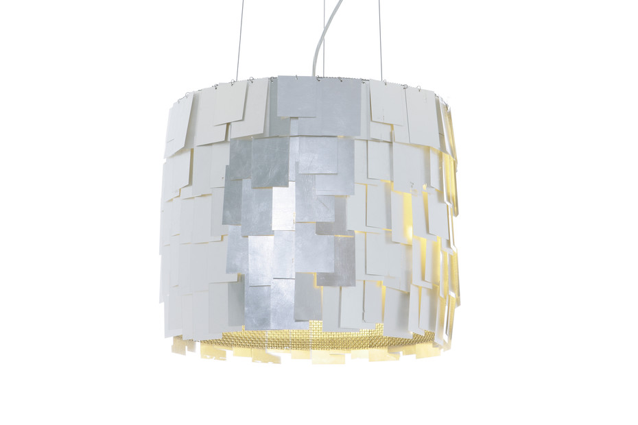 Light colors pendant lamp