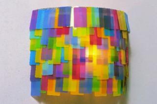 Light colors wall lamp  by  anthologie QUARTETT
