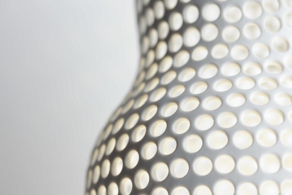 Matrjoschka standing lamp