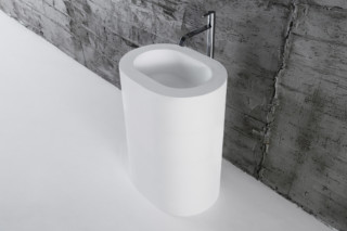 Oio wash basin  by  Antonio Lupi