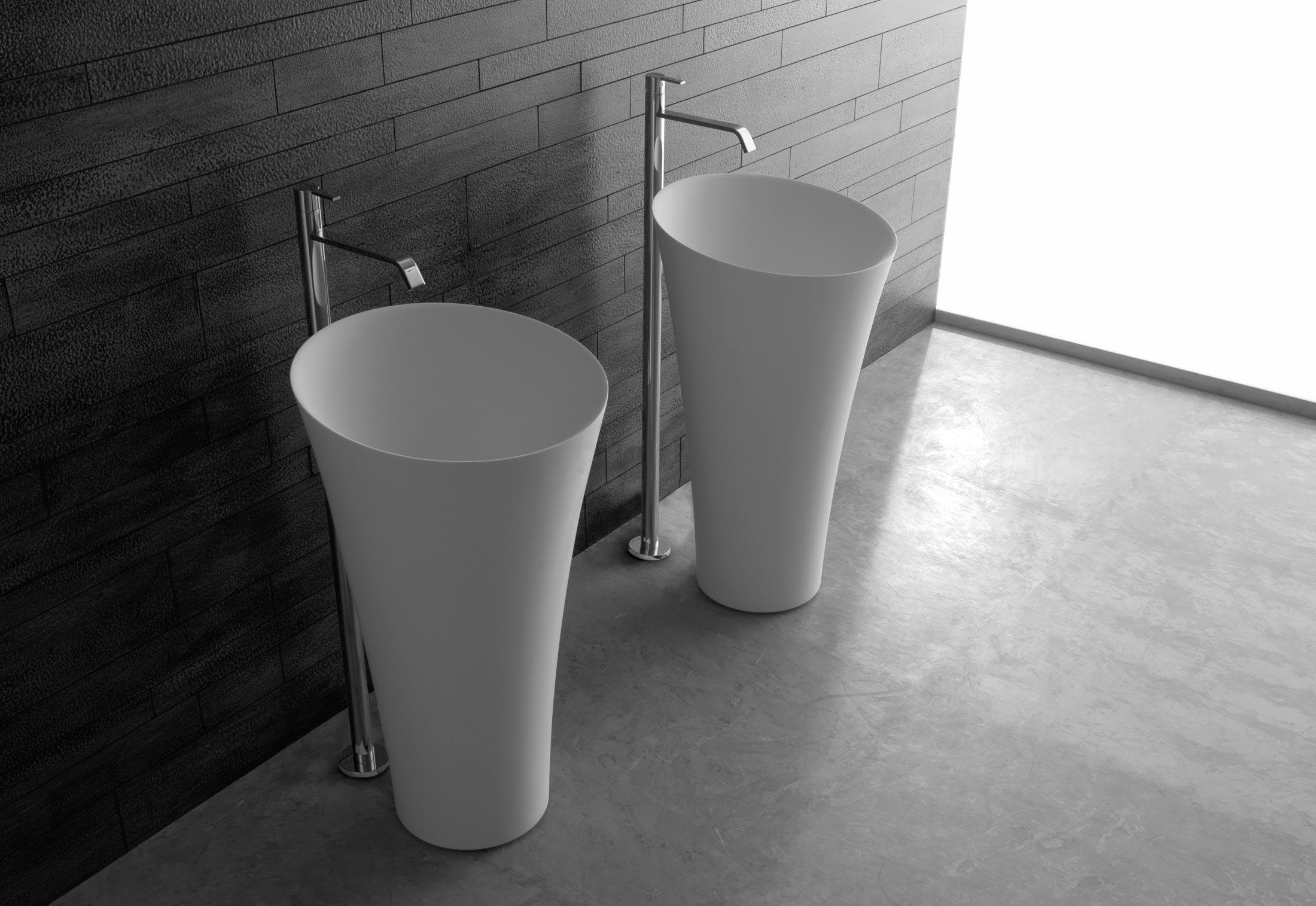 Tuba freestanding by antonio lupi stylepark - Antonio lupi bagni outlet ...