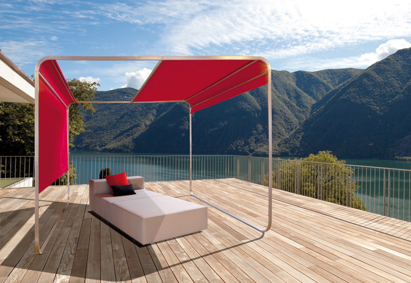 Gartenpavillon design  Shangrila by April Furniture | STYLEPARK