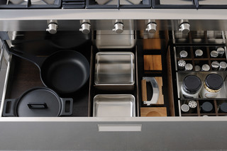 Finline Internal Accessories Drawers  by  Arclinea