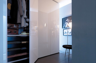 Gamma Living wardrobe  by  Arclinea