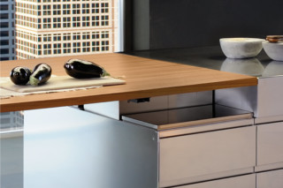 Table Up&Down  by  Arclinea