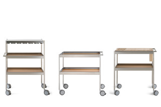 Trolleys  by  Arclinea