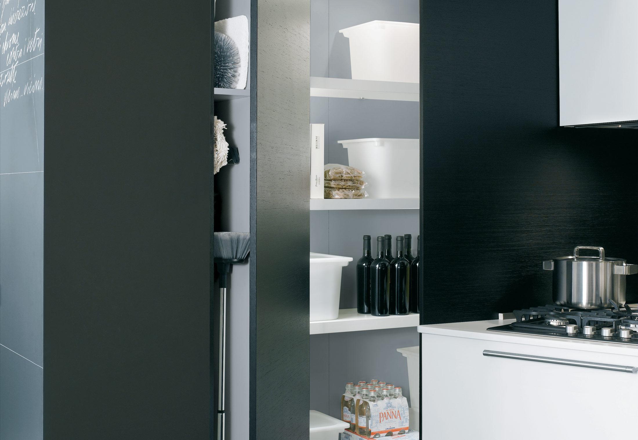 wic begehbarer schrank von arclinea stylepark. Black Bedroom Furniture Sets. Home Design Ideas