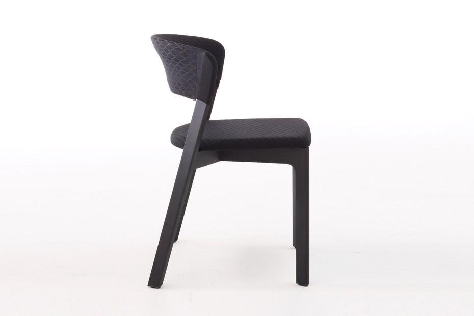 Café upholstered chair