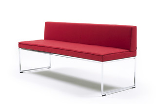 Frame Bench withbackrest  by  Arco
