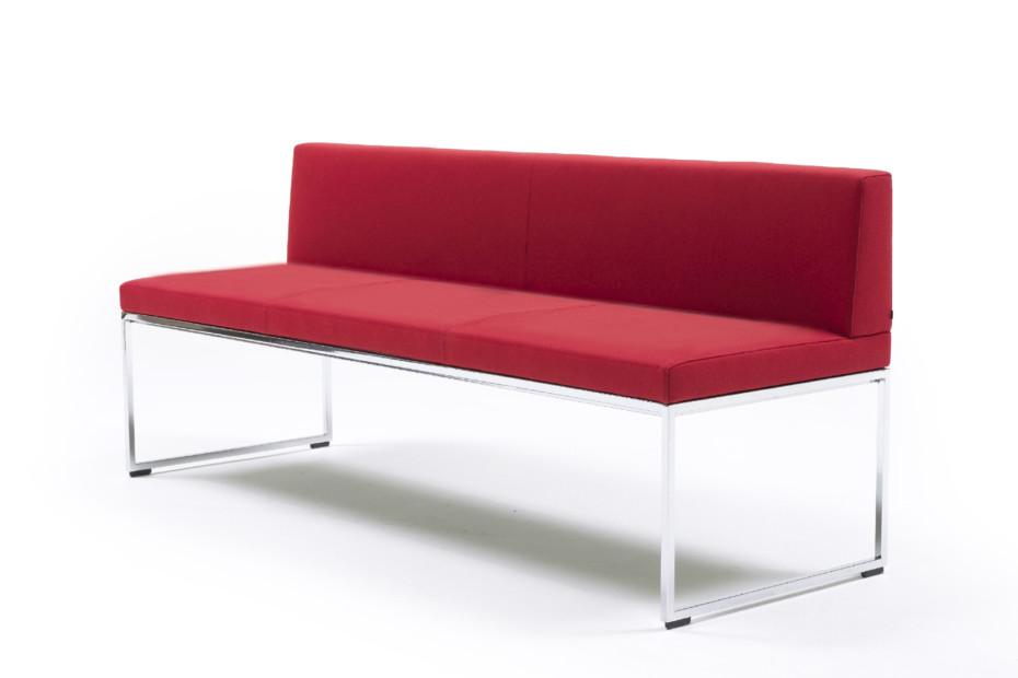 frame bank mit r ckenlehne von arco stylepark. Black Bedroom Furniture Sets. Home Design Ideas