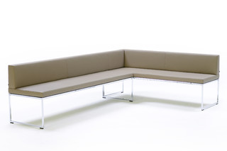 Frame Corner bench  by  Arco