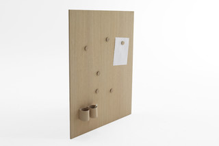 Slim magnet board  by  Arco