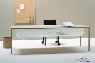 Slim Werken Tisch  von  Arco