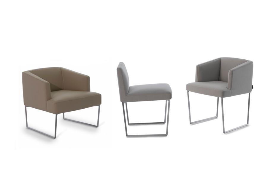 Evans armchair