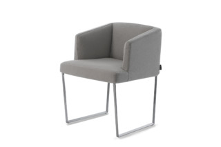Evans small armchair  by  Arketipo