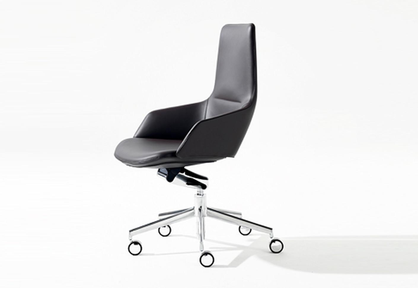 Aston Office 5 Ways With Castors By Arper Stylepark