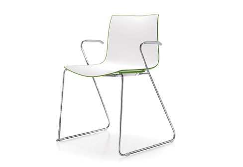 catifa 46 technical sled by arper stylepark. Black Bedroom Furniture Sets. Home Design Ideas