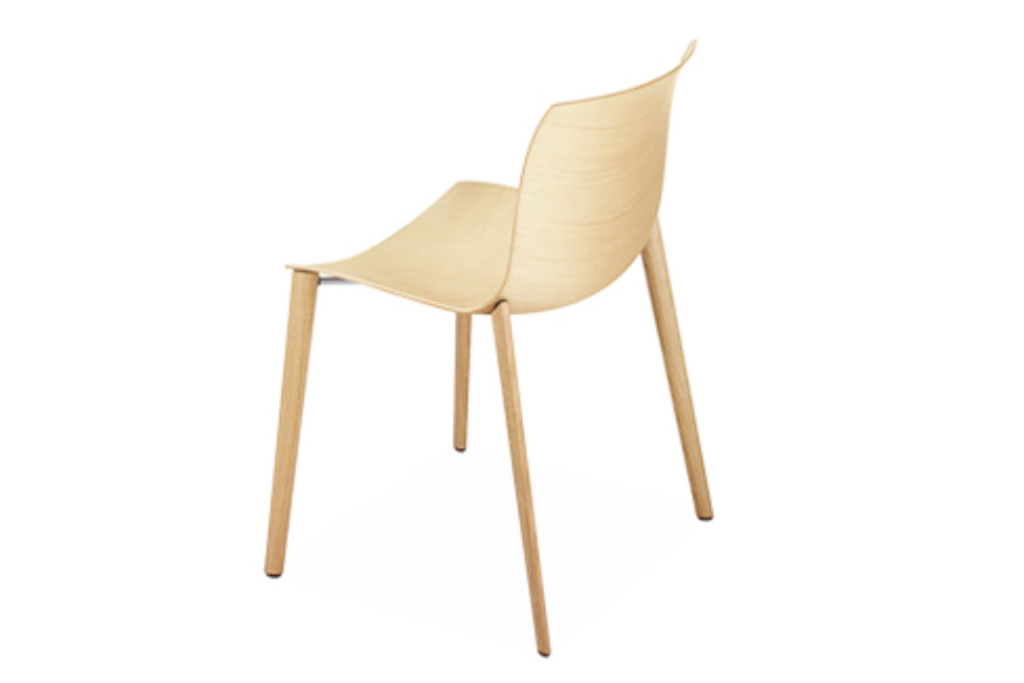 Catifa 53 - 4 wood legs