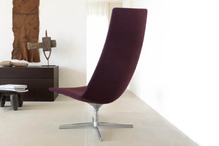 Catifa 60 - 4 ways lounge, high backrest