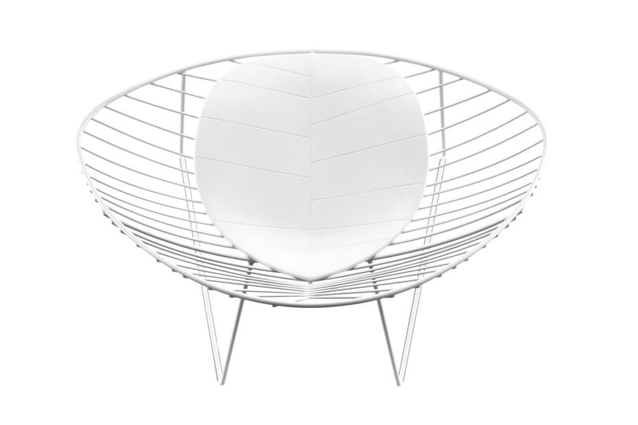 Leaf - Kufengestell Loungesessel