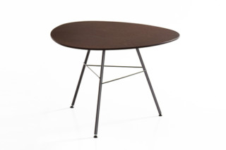 Leaf - Table H 50  by  Arper