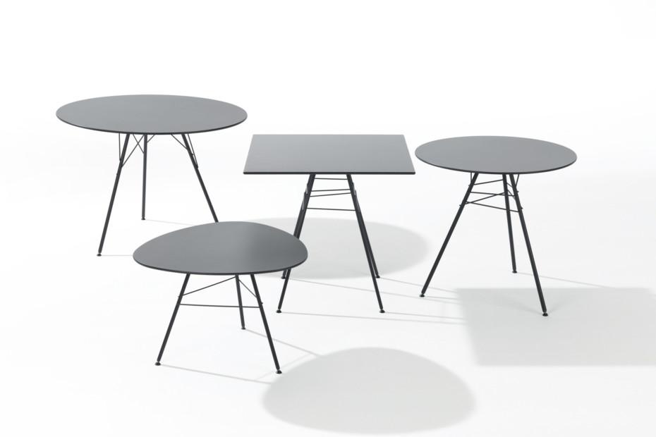 Leaf - Tisch H 50