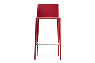 Norma - Bar stool  by  Arper