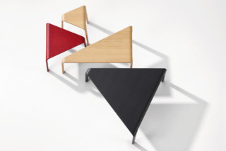 Ply - Table  by  Arper