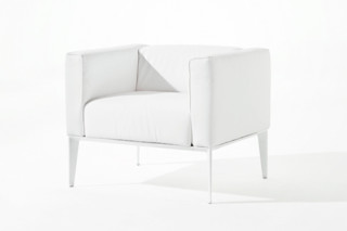Sean - Armchair  by  Arper