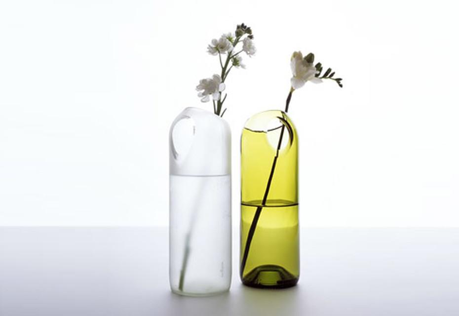Two Hole Vase
