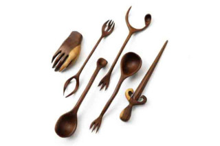Wodden Utensils  by  Artecnica