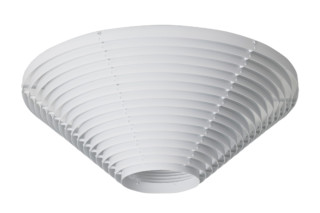 Ceiling Lamp A622A  by  Artek