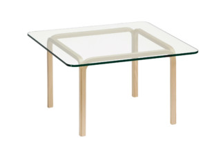 Glass Table Y805A  by  Artek