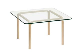 Glass Table Y805A  by  Artek