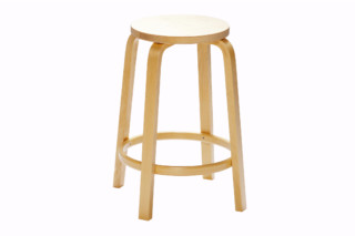 High Stool 64  by  Artek