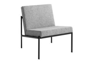 Kiki Lounge Chair  von  Artek