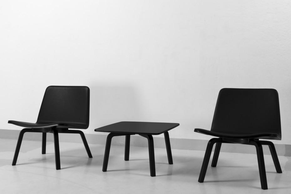 Lento Lounge upholstered