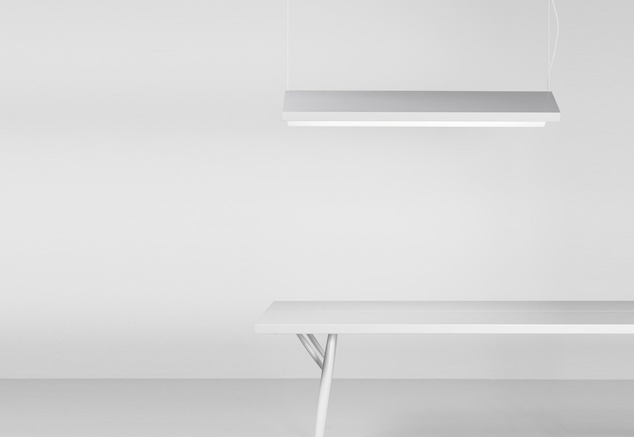 Pendant Lamp White 3 By Artek