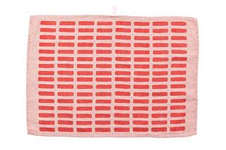 Siena tea towel  by  Artek