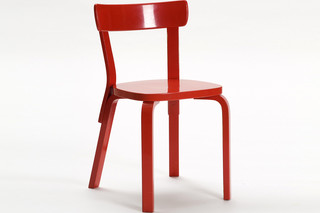 Wartime Chair  by  Artek