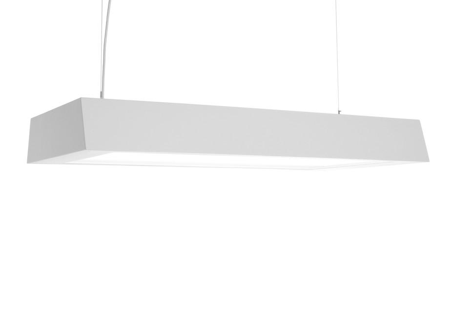 White Lights - suspension ashlar-formed