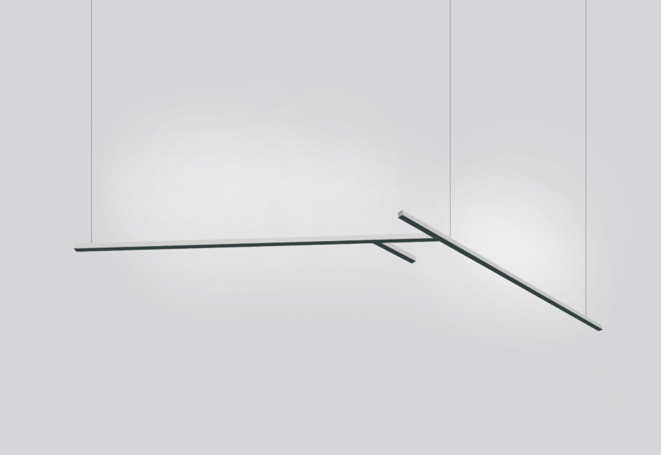 Kao suspension kit c by artemide architectural stylepark for Kit suspension luminaire