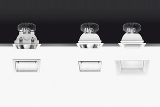 Luceri LED  by  Artemide Architectural