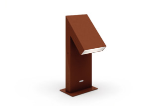 Chilone bollard lamp 45  by  Artemide Outdoor
