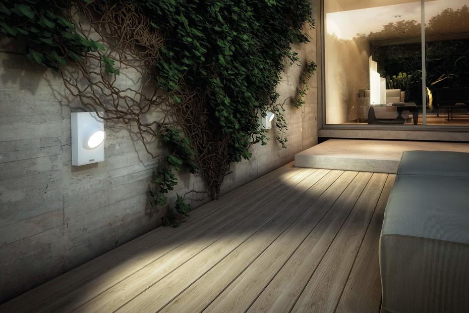Ciclope wall lamp