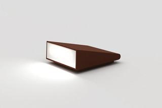 Cuneo floor and wall lamp  by  Artemide Outdoor