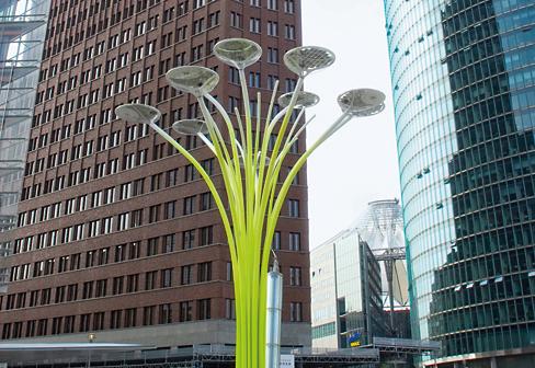 Solar Tree By Artemide Outdoor Stylepark