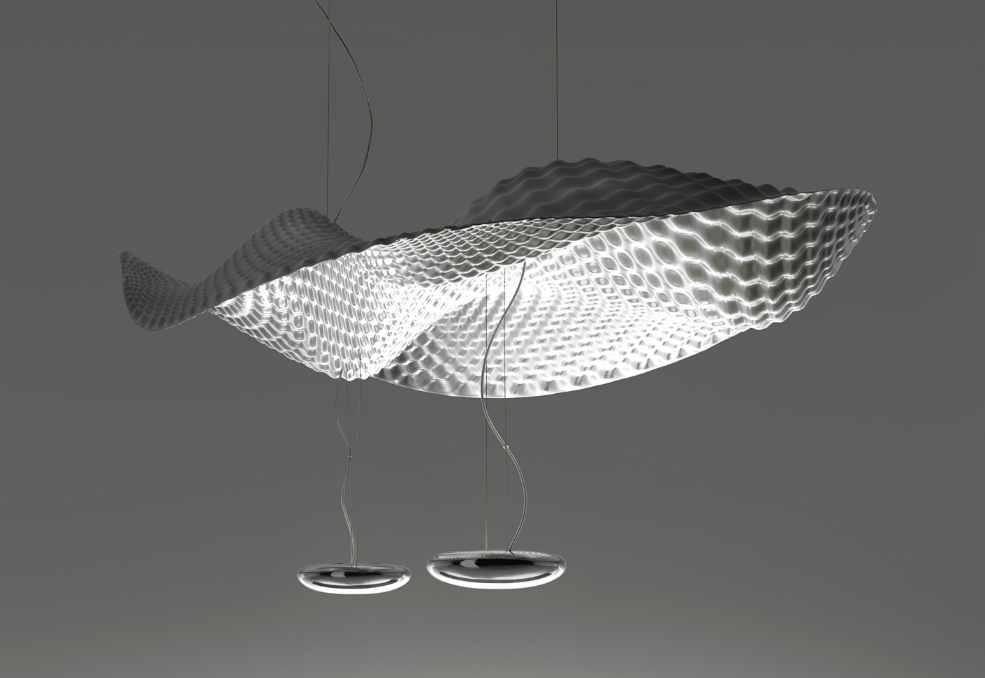Cosmic Angel Sospensione By Artemide Stylepark